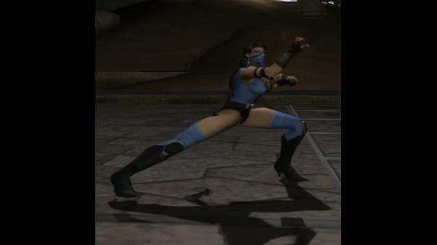 Steam Workshop :: Mortal Kombat Deadly Alliance - Kitana Kata