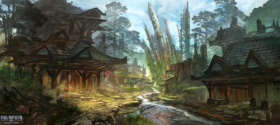 Steam Community :: :: Rocket town