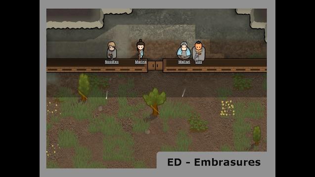 Steam Workshop :: ED-Embrasures