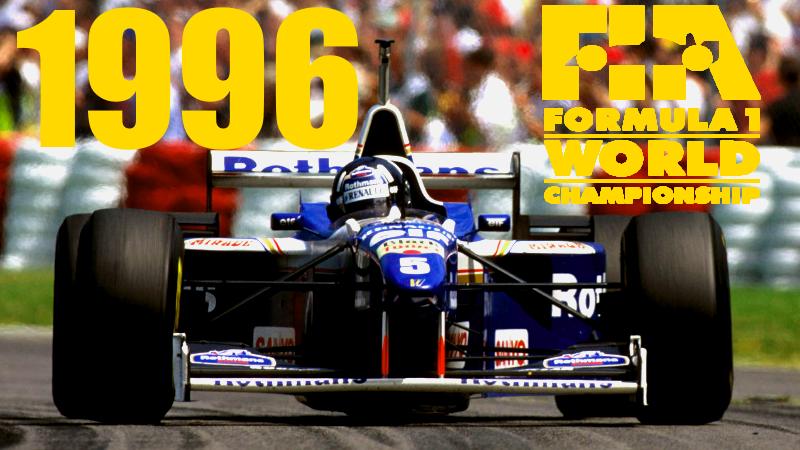 1996 F1/Indycar Season Mod