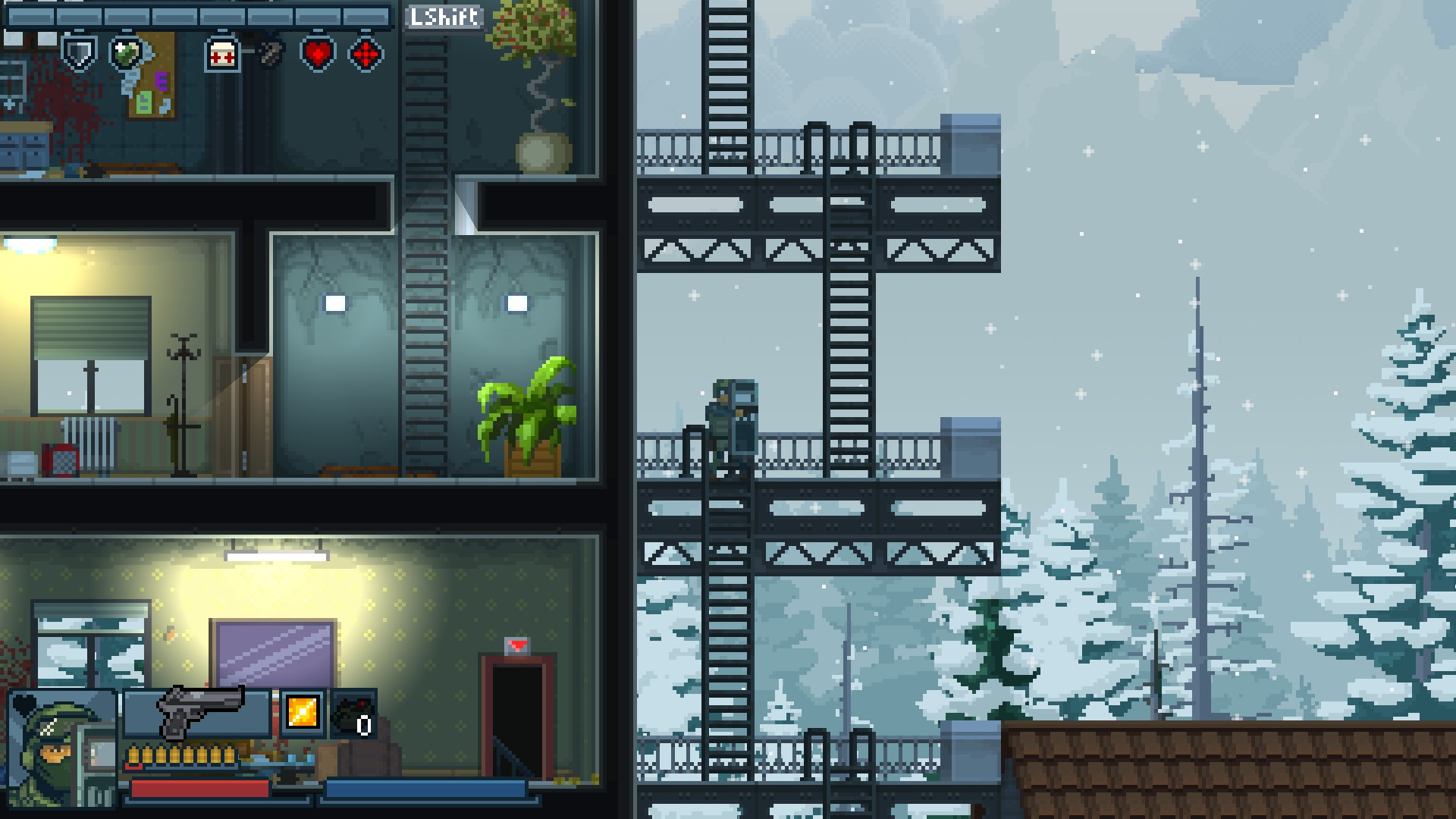 Door Kickers Action Squad & Steam Community :: Screenshot :: Ladder bug: Chapter 2 Mission 8