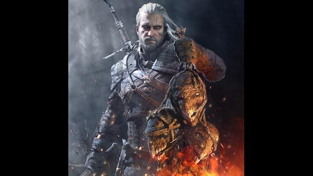 Steam Workshop The Witcher 3 Wild Hunt Geralt With Trophies Live Wallpaper
