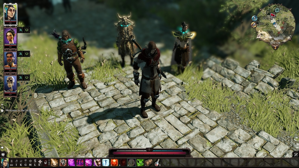 Steam Community :: Screenshot :: Maldevich - Elven Inquisitor