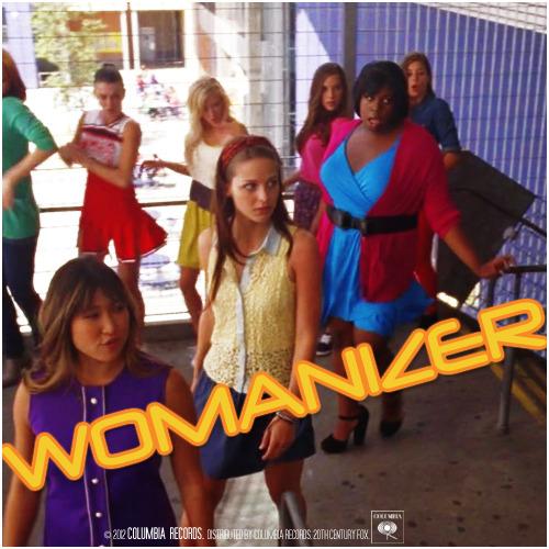 womanizer glee