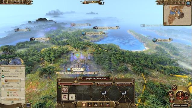 Crynsos faction unlocker not working | Totally Random Total War