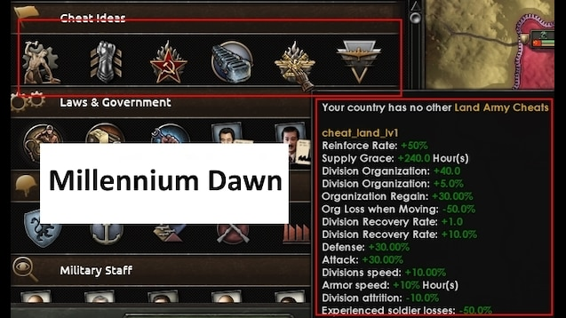 Steam Workshop :: ++Easybuff - Millennium Dawn