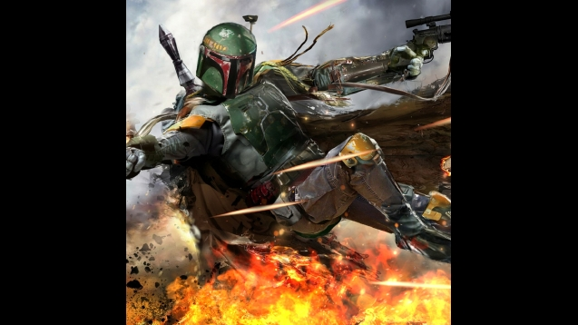 Steam Workshop Star Wars Boba Fett Wallpaper HD