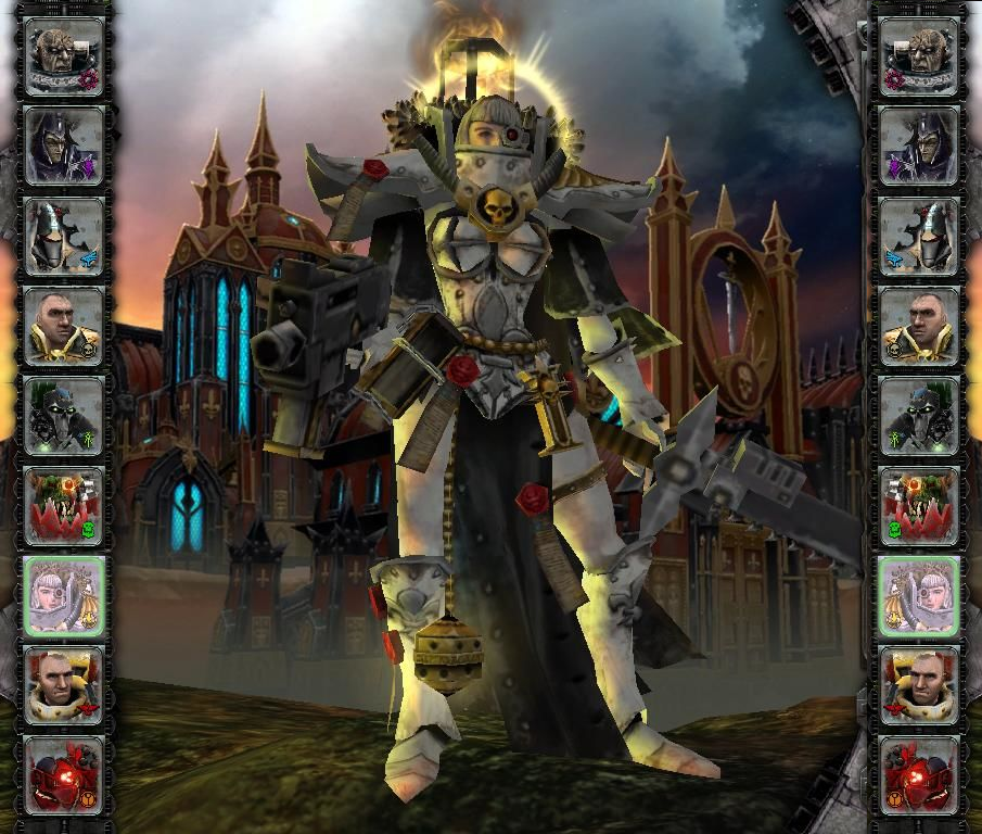Steam Workshop :: Warhammer 40k all kind of mod