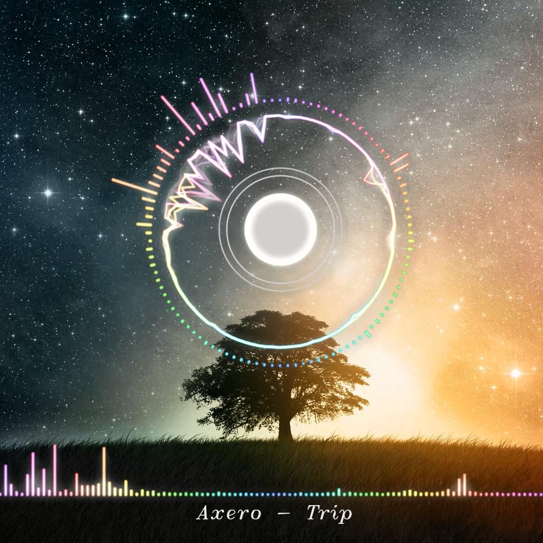 Audio Axero - Trip Wallpaper Engine
