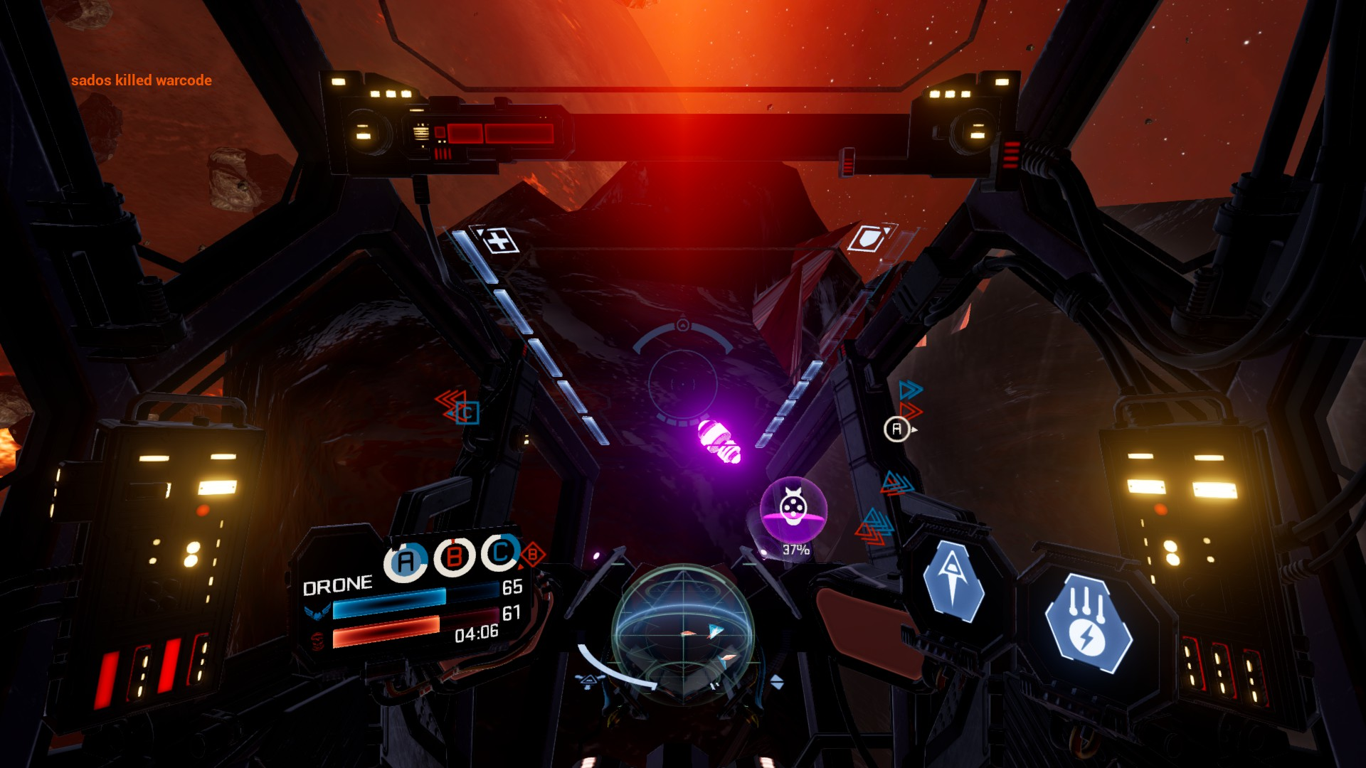 EVE: Valkyrie - Warzone screenshot