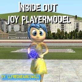 Steam Workshop :: Inside Out Joy Playermodel