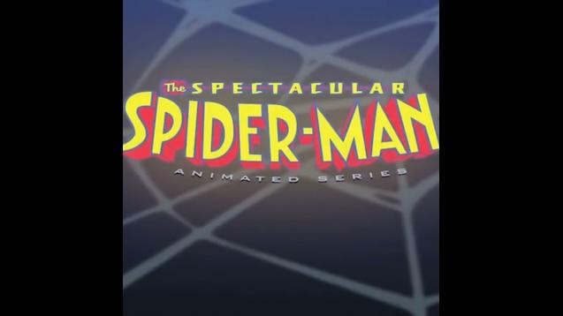 Steam Workshop :: The Spectacular Spider-Man Intro Marvel HD
