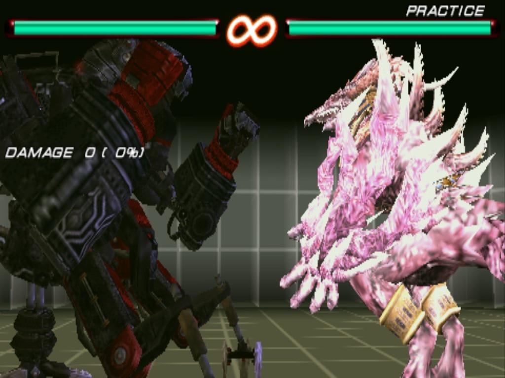 Steam Community Screenshot Tekken 6 Project Nancy Vs Azazel