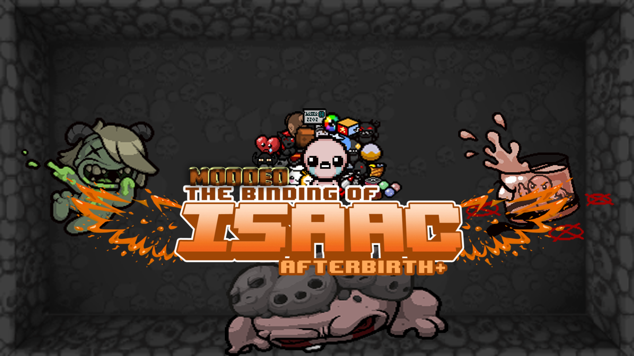 Steam Workshop Gamingcheaters Modded Isaac