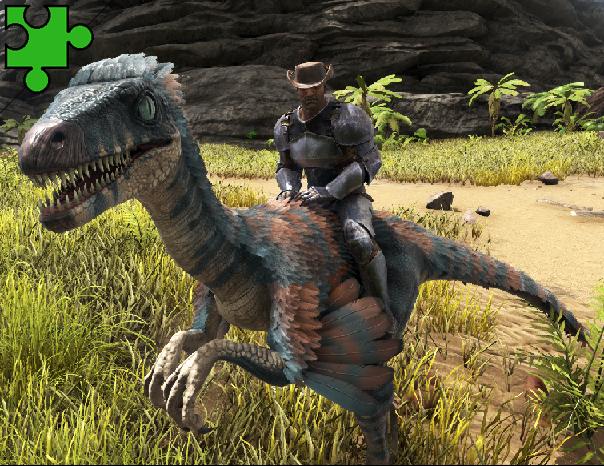 Rideable Troodon Mod
