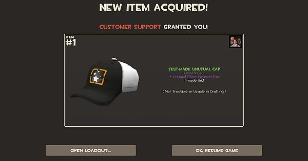 Steam Community :: Guide :: Rare Items in Team Fortress 2
