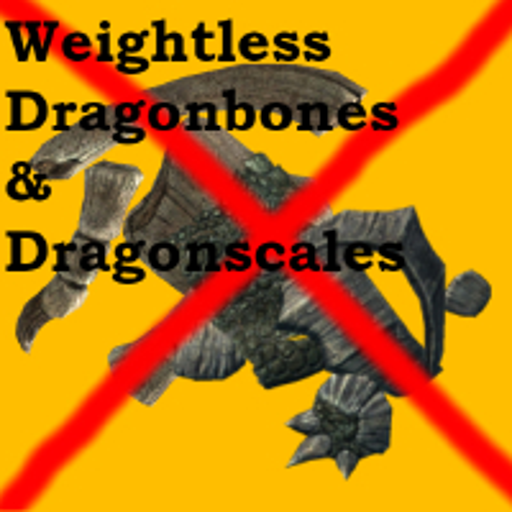 Weightless Dragonbones & Dragonscales画像