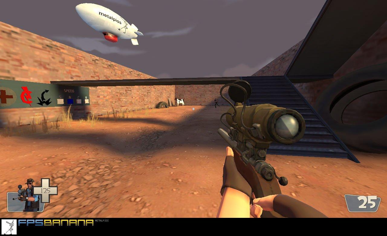 tf2 how to change aim