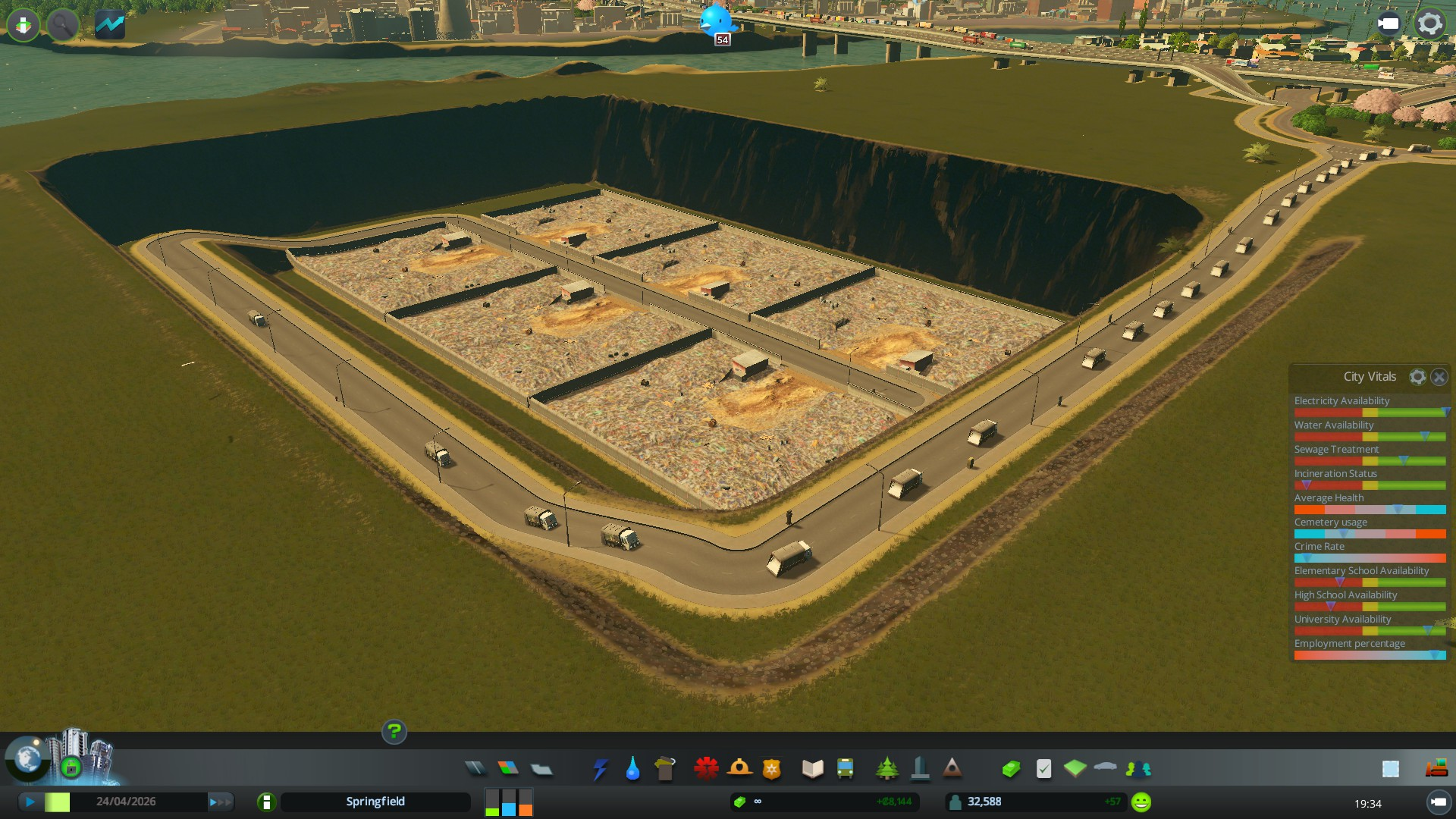 Cities Skyline Where To Build Trash