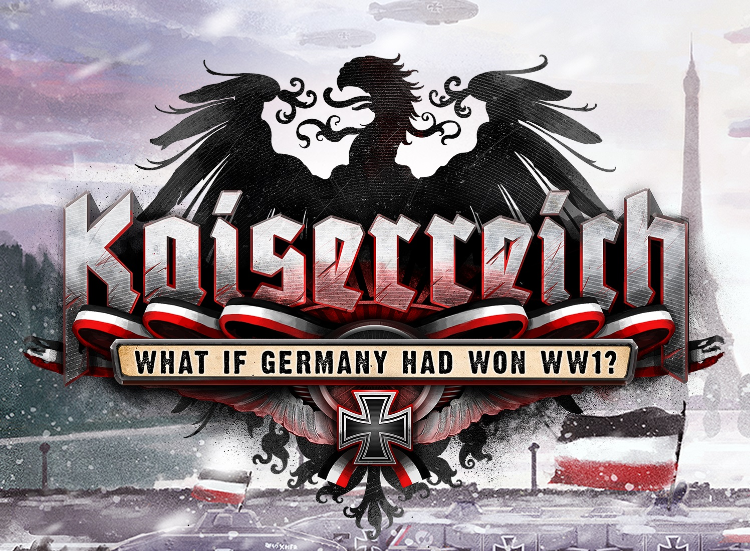 hearts of iron iv kaiserreich mod