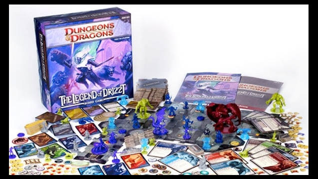 Steam Workshop Dungeons And Dragons Adventure Board Games All In One