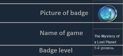 Steam Community :: Guide :: The most beautiful Steam badges
