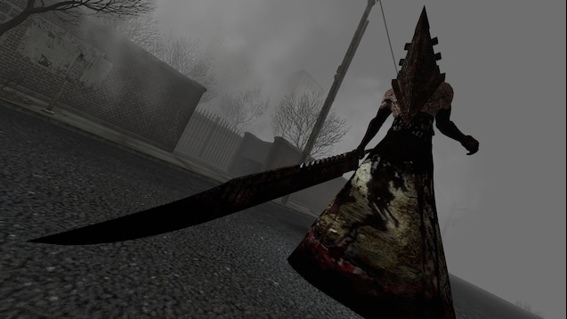 Steam Workshop Pyramid Head Silent Hill Homecoming