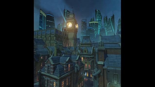 Steam Workshop Overwatch King S Row Ambience