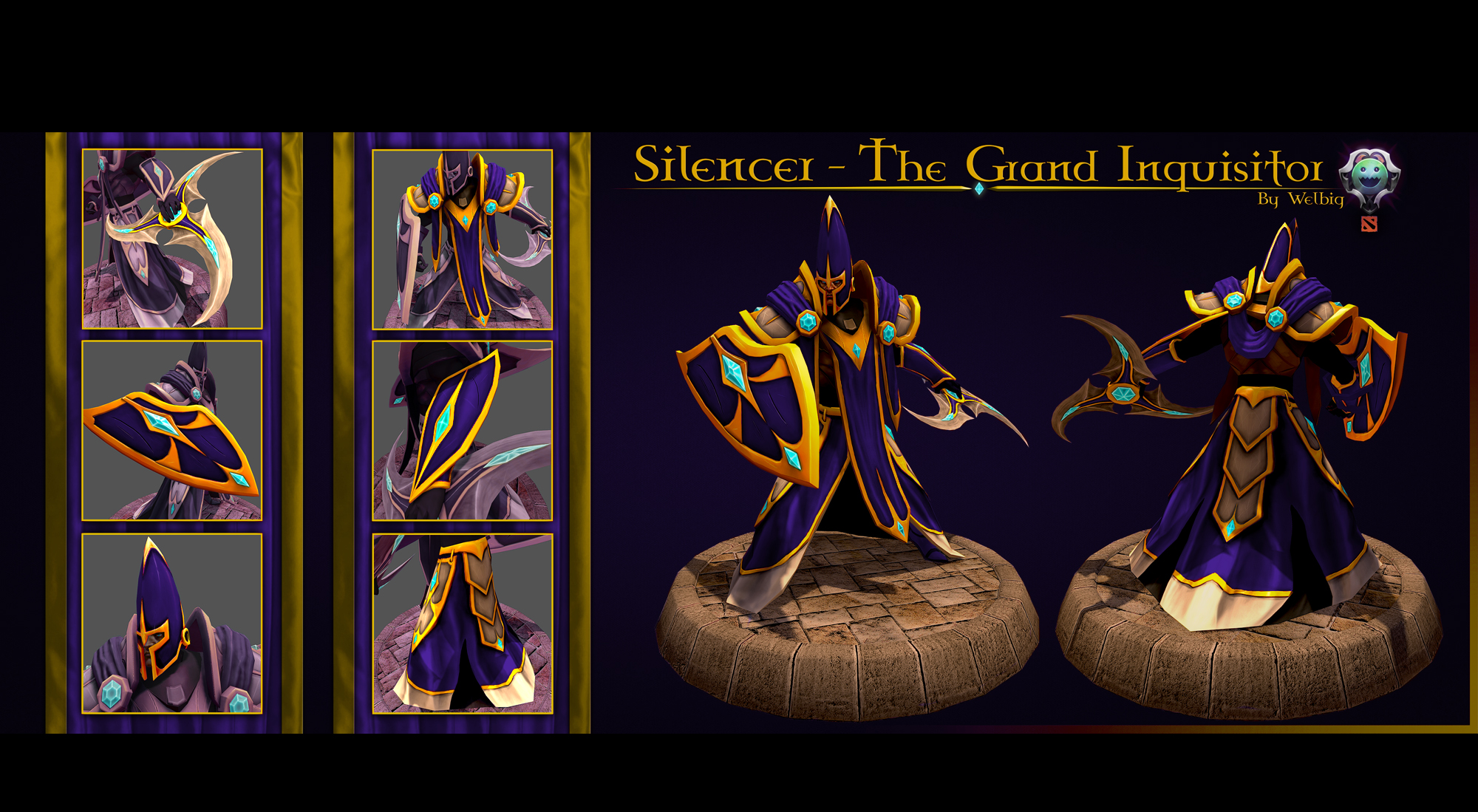 steam workshop silencer the grand inquisitor