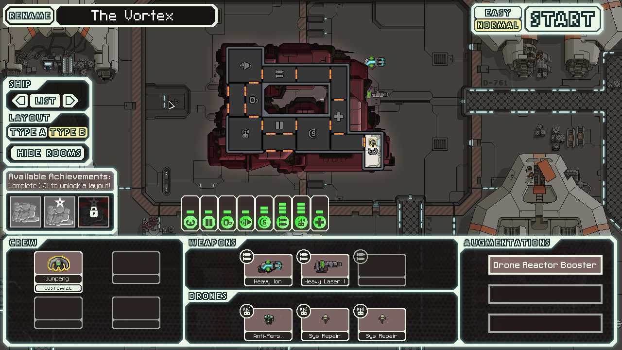 Steam Community Guide Ftl Ship And Layout Unlocking Guide