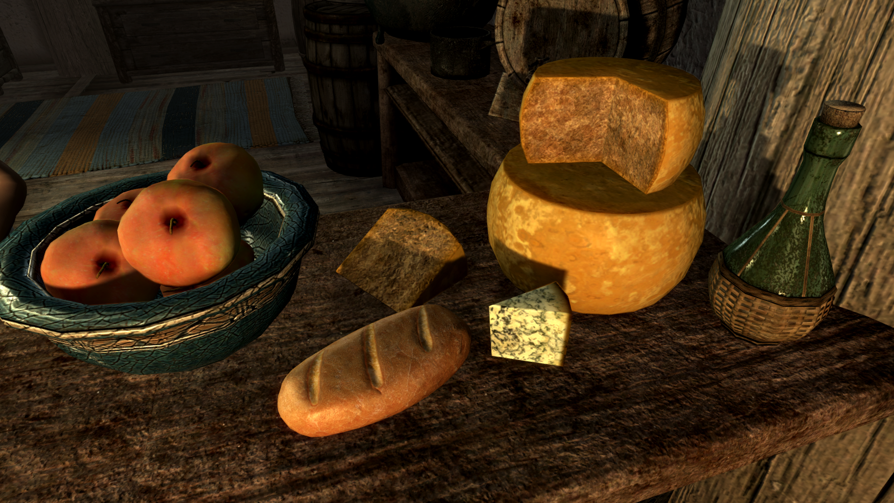 Skyrim More Food Recipes Mod