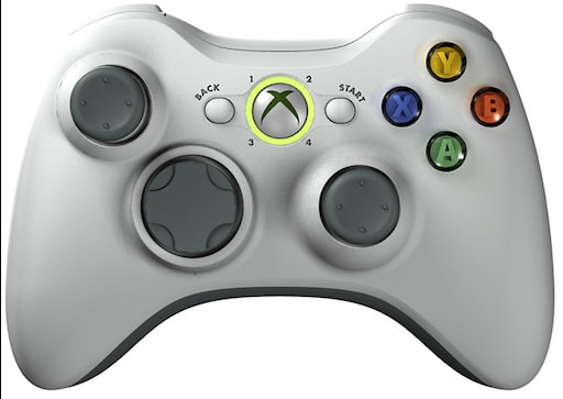 Steam Community Guide Xbox 360 Controller Layout