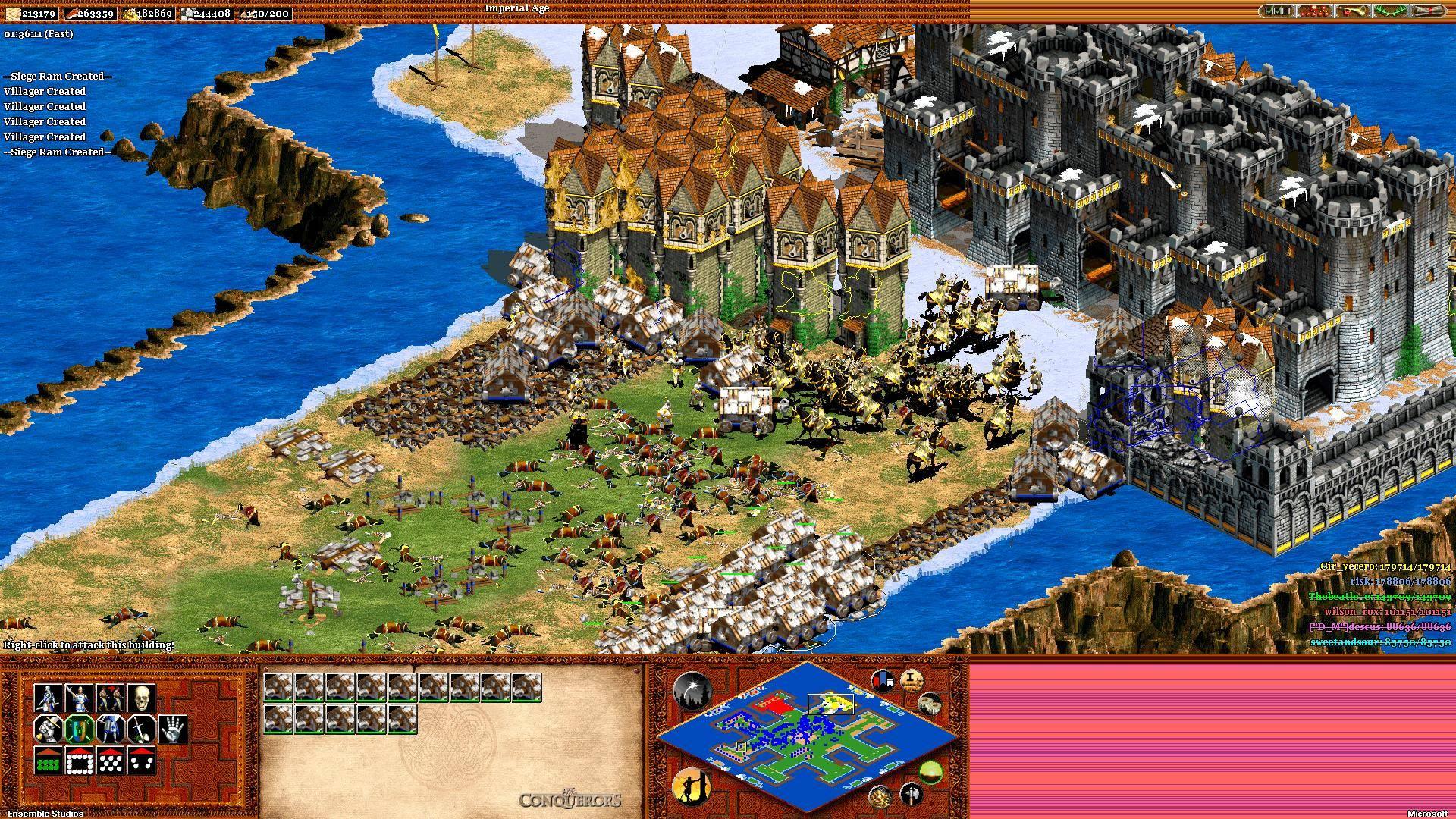 age of empires 2 conquerors scenario maps download