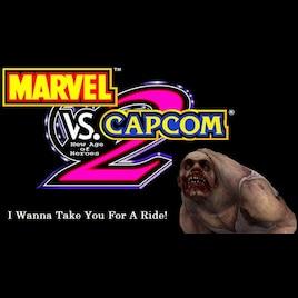 Steam Workshop :: Marvel vs  Capcom 2 Character Select