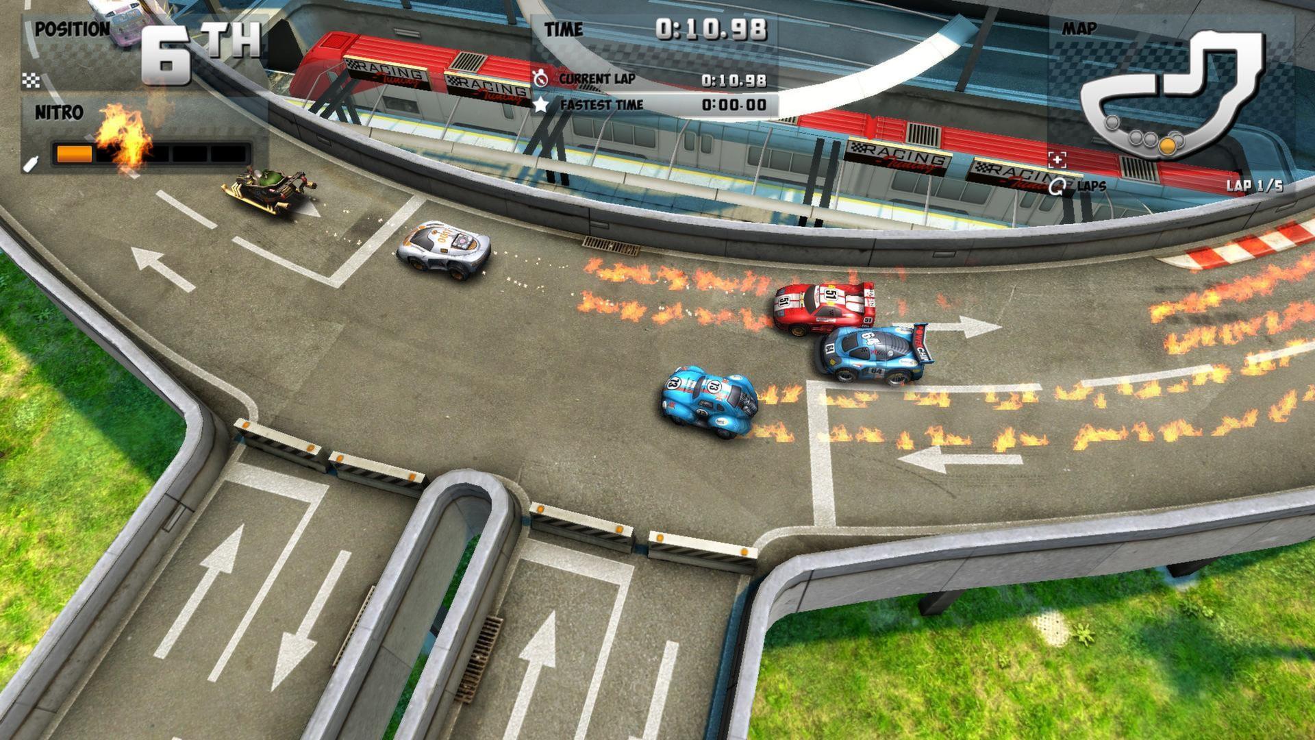 Steam Workshop Top Down Racing Games