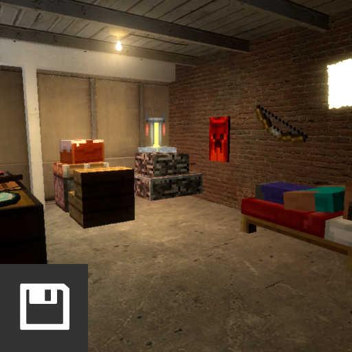 Steam Workshop :: Epic Minecraft/zombie Survival map