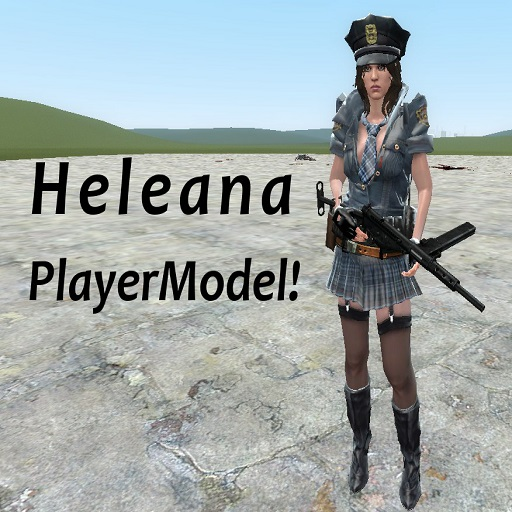 Heleana R.P.D Player Model
