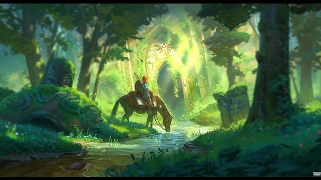 Steam Workshop :: The Legend of Zelda Breath of the Wild