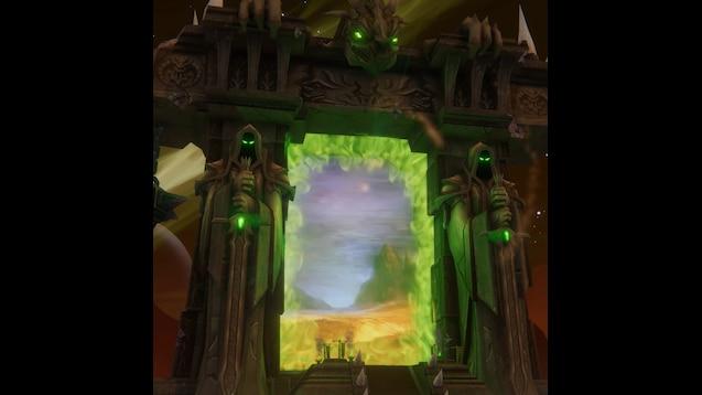 Steam Workshop World Of Warcraft The Burning Crusade Login Screen