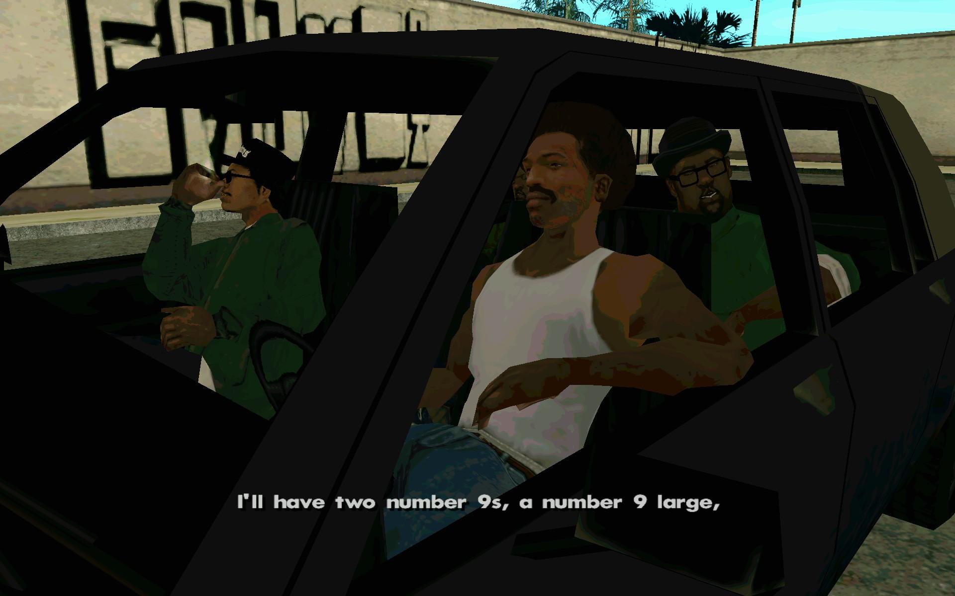 Grand Theft Auto San Andreas Mods