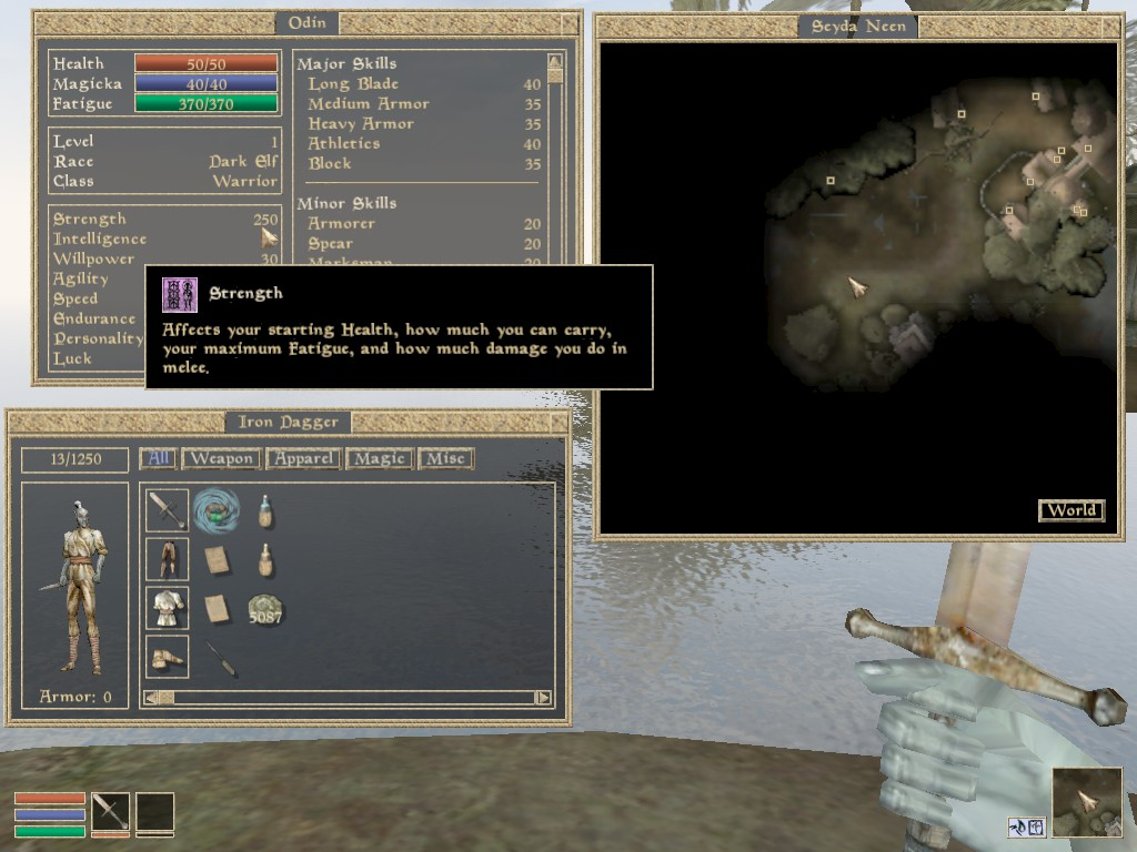 Steam Community :: Guide :: Morrowind Ultimate Cheating Guide