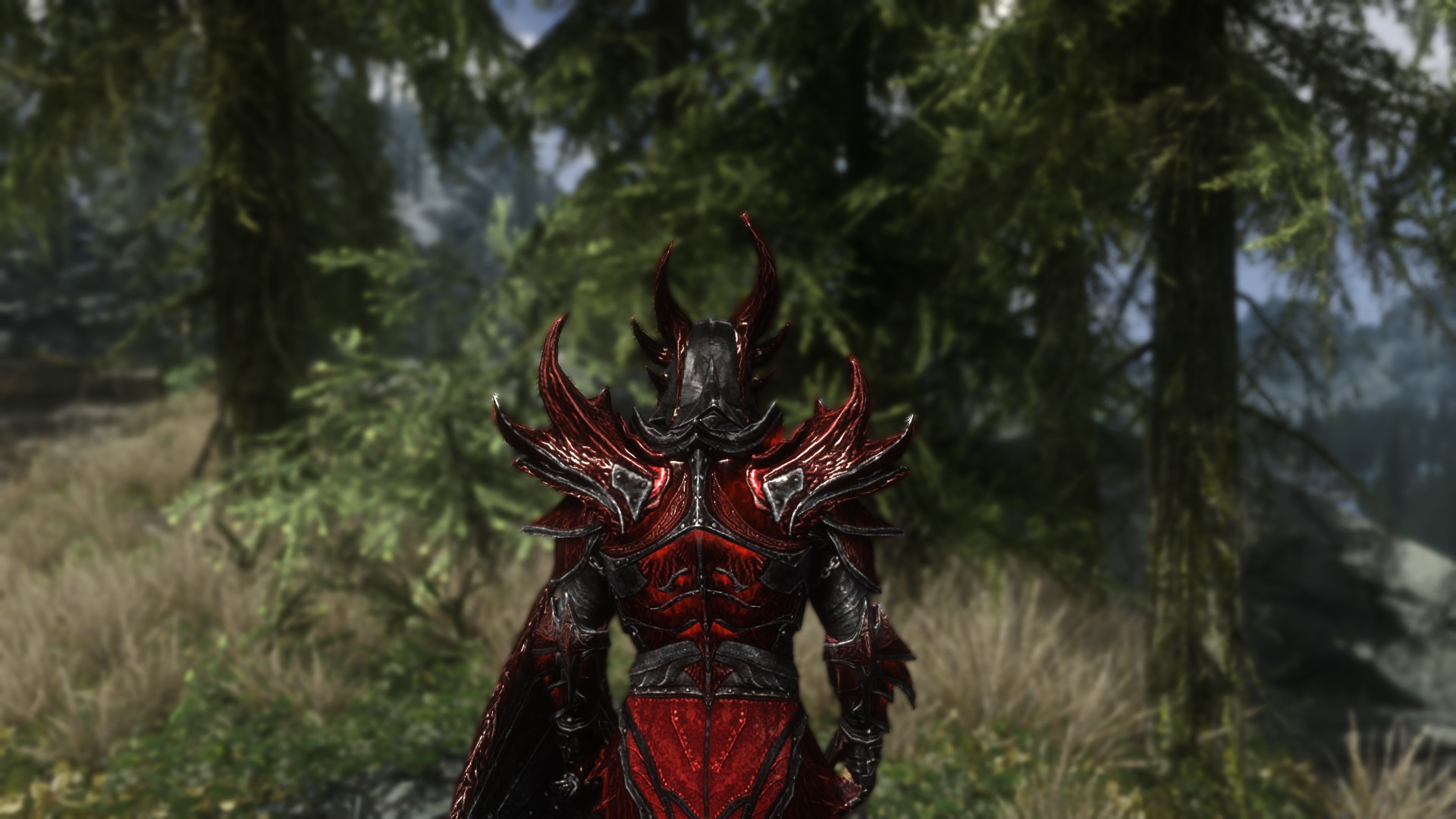 Steam Workshop :: True Daedric Armor