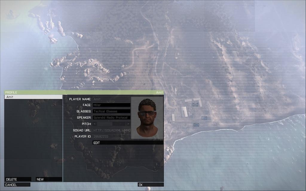 Steam Community :: Screenshot :: My Arma 3 Alpha profile