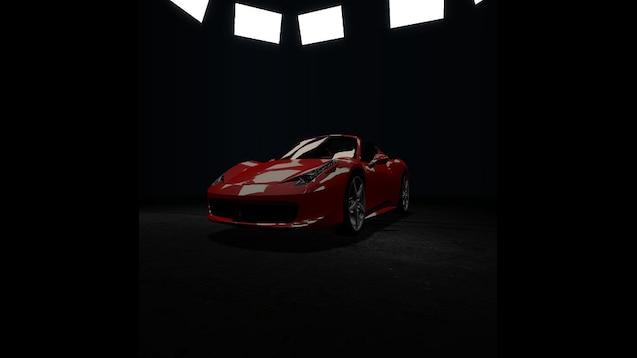 Steam Workshop Ferrari 458 Spider New Sounds