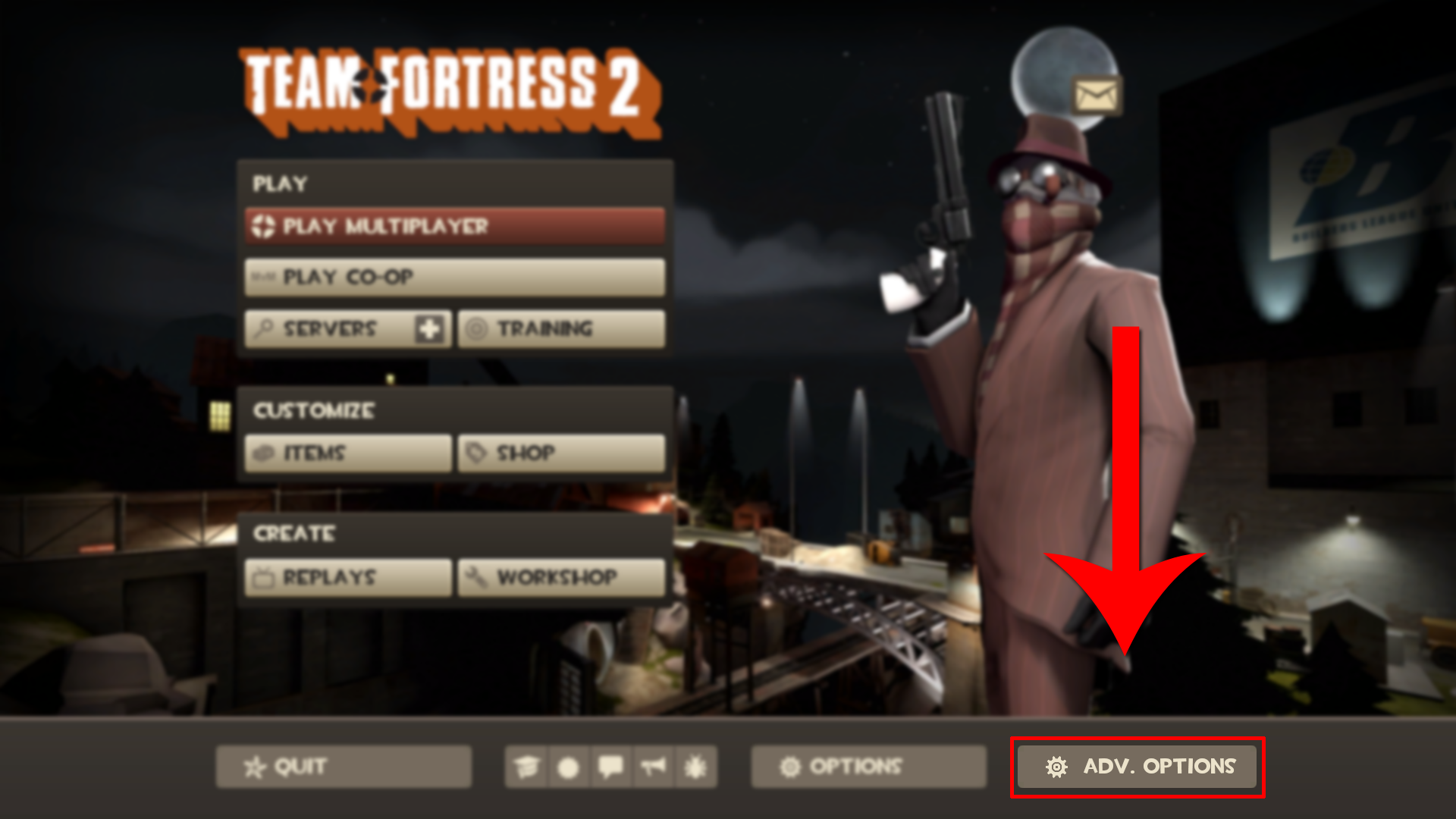 Steam Community :: Guide :: Utilizing the Advanced Options