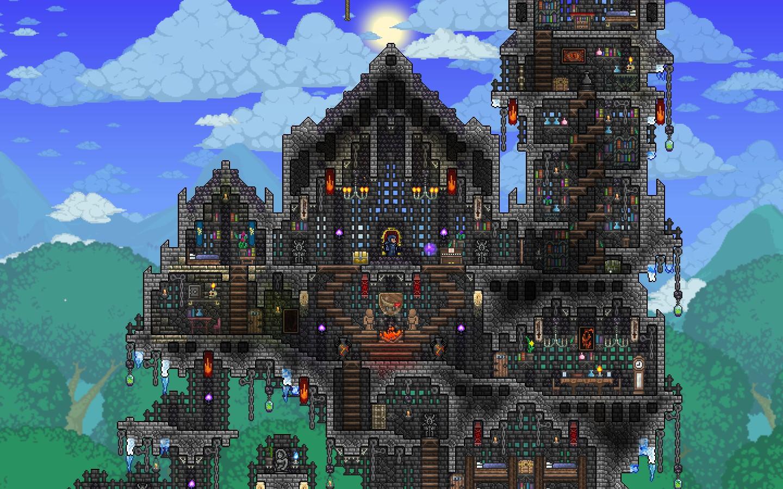 Terraria Best Building Material