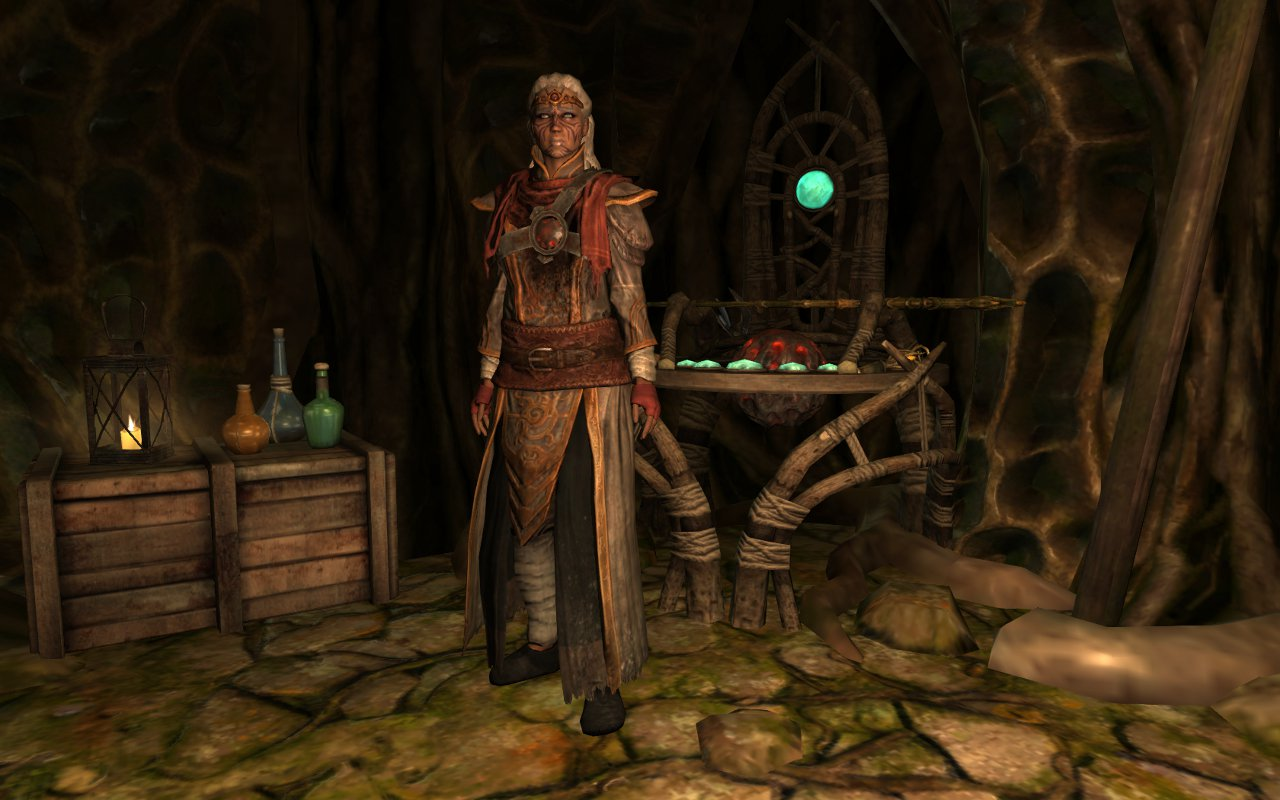 Steam Workshop :: Dragonborn: Robes of the Elder