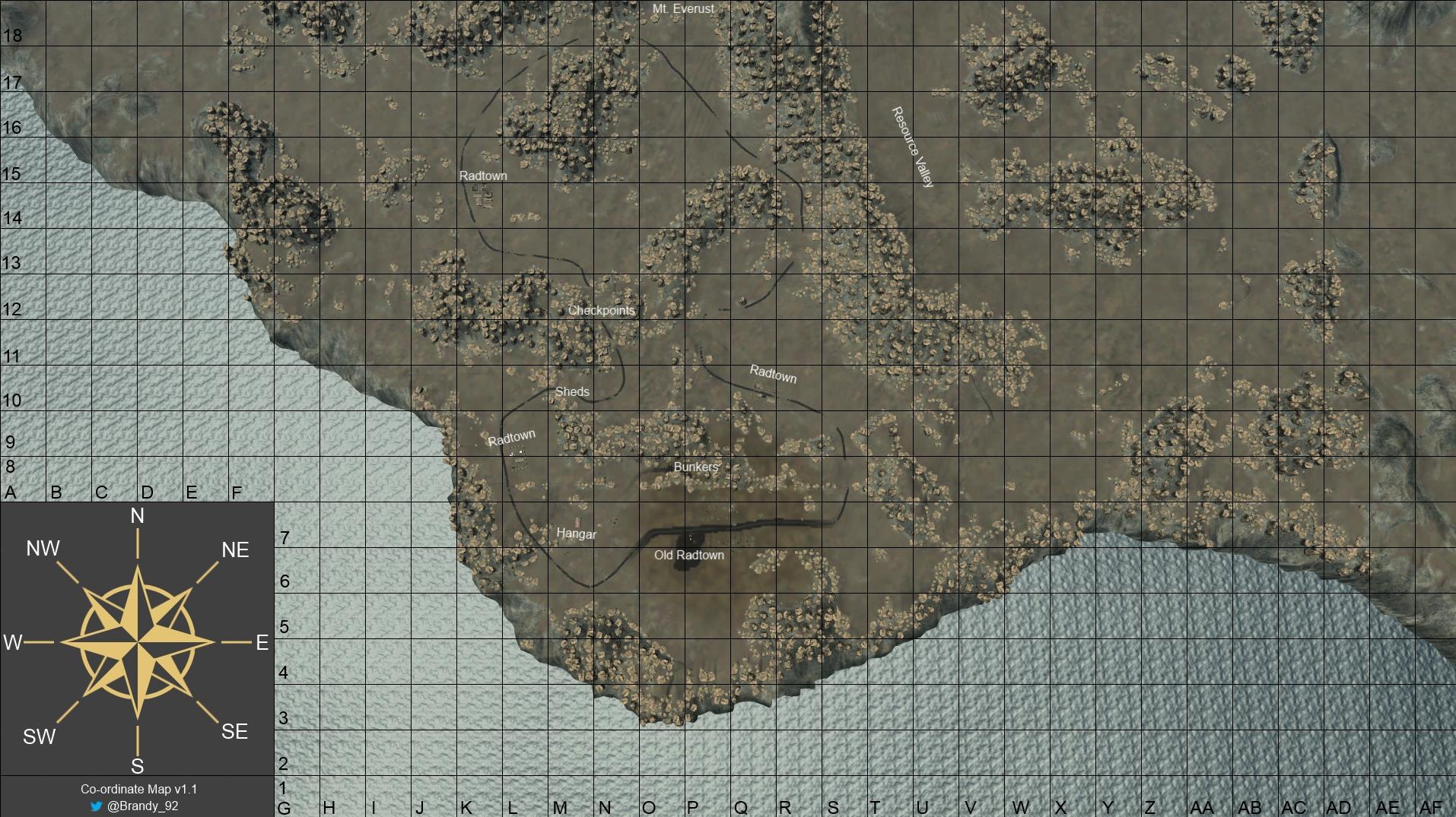 Как в расте сделать карту 239