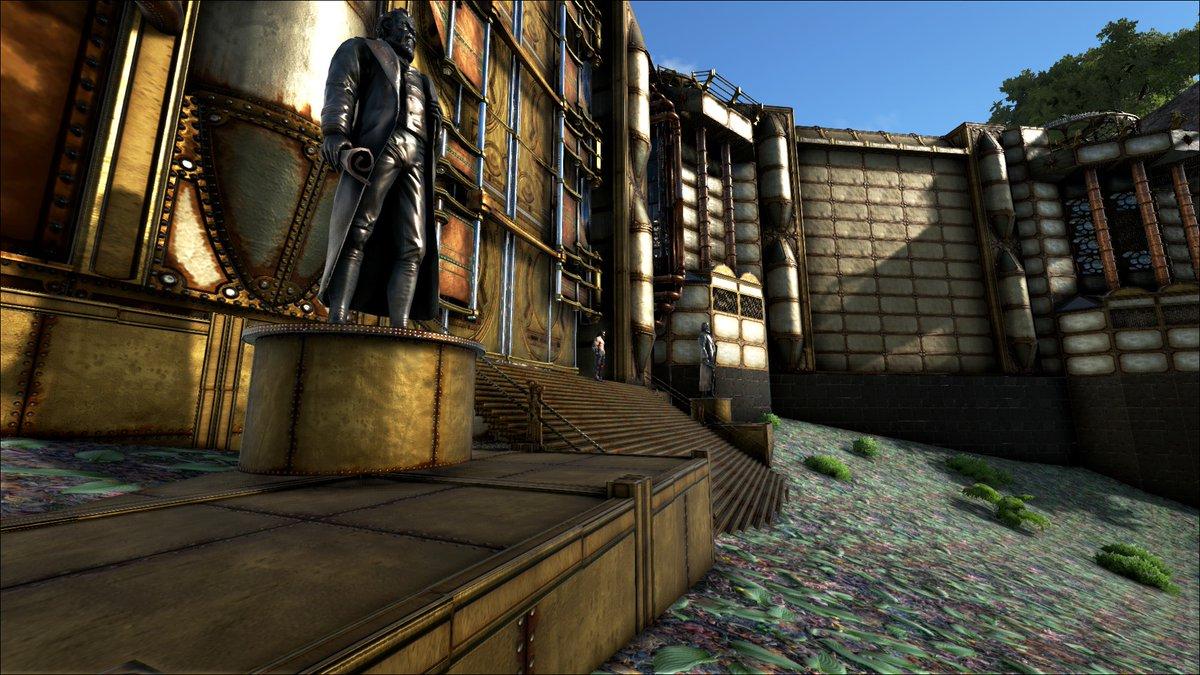 Steam workshop ark steampunk mod textneedflashcapsulelrg malvernweather Gallery