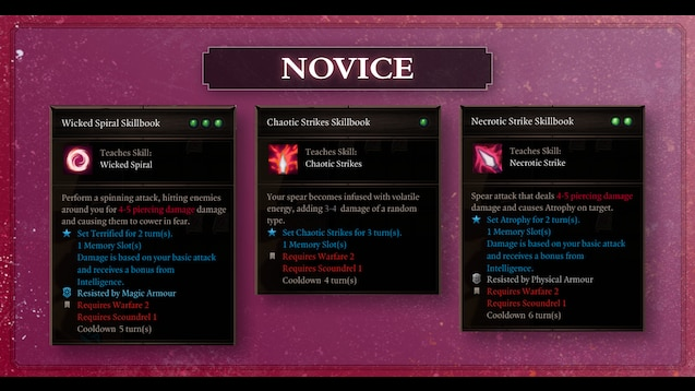Steam Workshop :: Tempest Class (New Spear Skills)